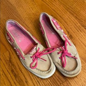 Sperry girl's shoes